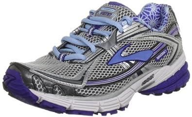Brooks Women's Ravenna 3 Running Shoe,Cobalt/Powder Blue/Silver/Anthracite/White,7.5 B US