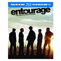 Entourage: The Complete Eighth Season [Blu-ray]