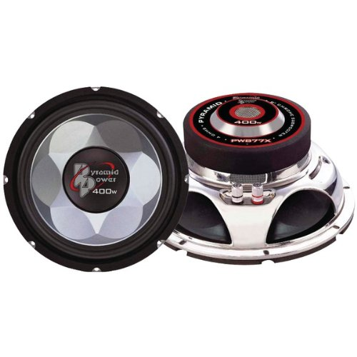 Pyramid Pw1277X 12 700-Watt Subwoofer