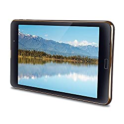 iBall Slide Bio-Mate Tablet (8 inch, 8GB, Wi-Fi+ 3G+ Voice Calling), Cobalt-Brown