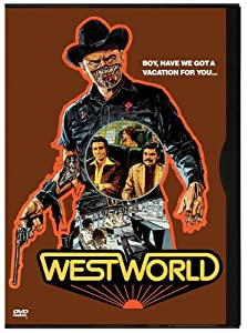 Cover of &quot;Westworld&quot;