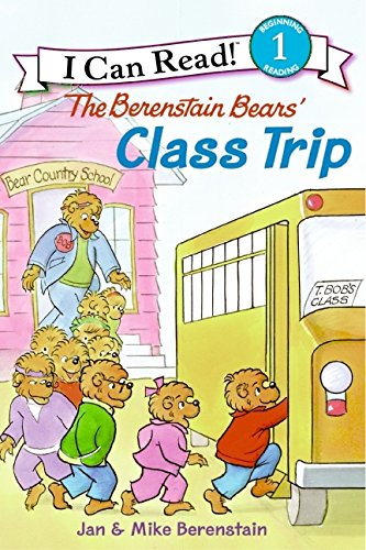 The Berenstain Bears' Class Trip (I Can Read Level 1) PDF