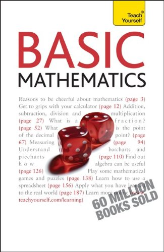 Basic Mathematics: A Teach Yourself Guide (Teach Yourself: Reference) front-1014222