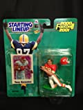 2000 Starting Lineup NFL Tony Gonzales Kansas City Chiefs