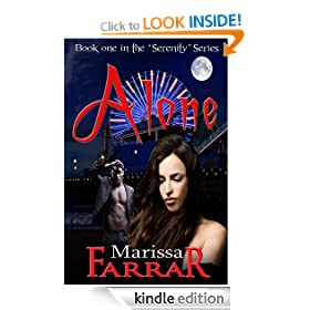 Alone (The 'Serenity' Series, Book One)