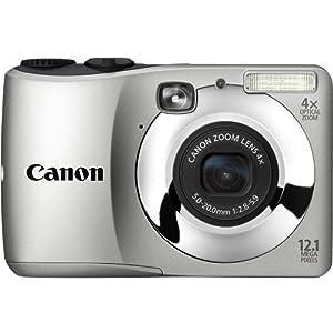 Canon Powershot A1200 12.1 MP Digital Camera