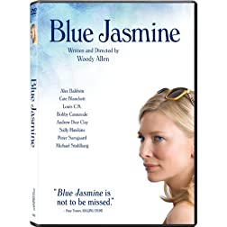 Blue Jasmine (+UltraViolet Digital Copy)