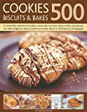 img - for 500 Cookies, Biscuits & Bakes book / textbook / text book