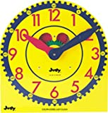 Judy Instructo Color-Coded Judy Clock
