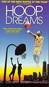 Hoop Dreams [VHS]