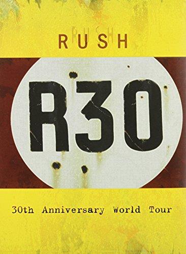 Rush - R30: 30th Anniversary World Tour - Zortam Music