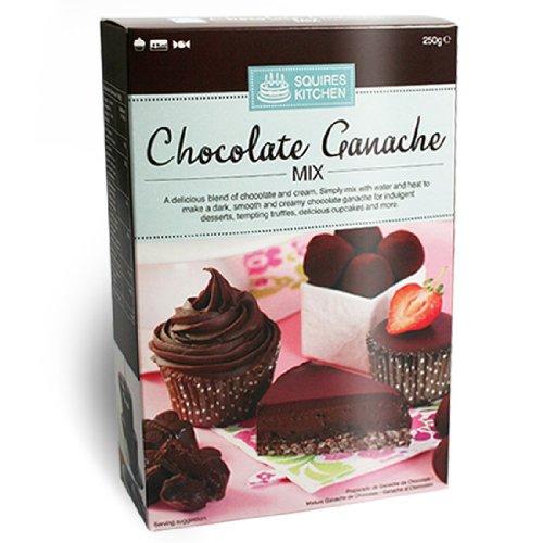 Écuyers Cuisine Ganache Au Chocolat Mélange 250G