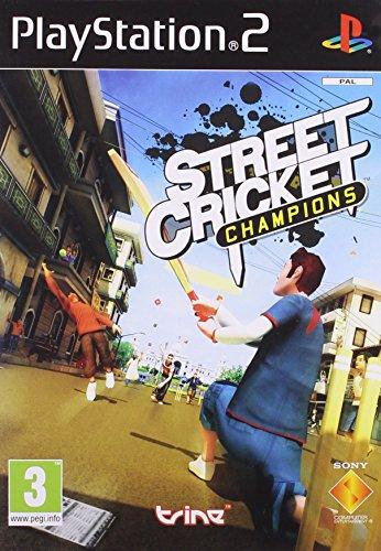Sony Street Cricket Champions