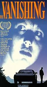 The Vanishing [VHS]