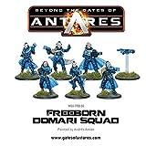 Beyond The Gates Of Antares, Freeborn Household Squad (Domari)