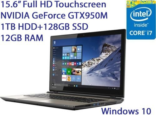 Click to buy 2016 Newest Toshiba S55T 15.6