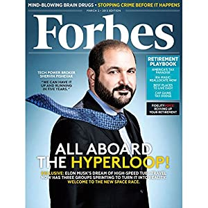 Forbes, February 16, 2015 Periodical