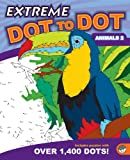 Green Board Games Extreme Dot to Dot Animals 2