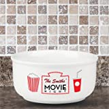 Personalized Family Name Movie Night Popcorn Bowl