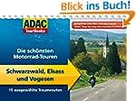 ADAC TourBooks Schwarzwald, Elsass un...