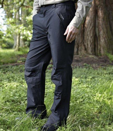 Craghoppers GORE-TEX Trousers : Color - Black : Size - 30/R