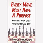 Every Move Must Have a Purpose: Strategies from Chess for Business and Life | [Bruce Pandolfini]