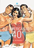 echange, troc Jim Heimann - All-American Ads 40's