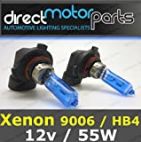 2 x 9006 / HB4 Xenon 5000k 55w [E4] Marked white replacement Upgrade Headlight / Fog light bulbs will Fit Alfa Romeo GTV 6 1996