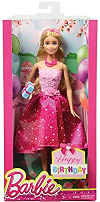 Barbie Happy Birthday Doll from Mattel