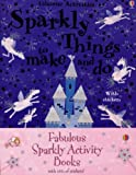 Fabulous Sparkly Activity Books (Usborne Activities) (079451412X) by Usborne Publishing Ltd
