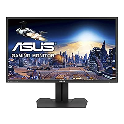Asus MG279Q IPS Technology 144 Hz Gaming Monitor with a WQHD 2560 x 1440 panel,pixel density of 109 pixels per...