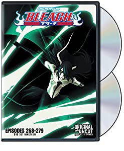 Bleach Uncut Set 19
