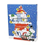予約販売 フィンランド ムーミンフィギュア クリスマスアドベントカレンダー2015