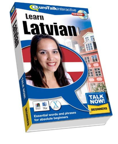 Talk Now Learn Latvian - Beginning LevelB0000899QC