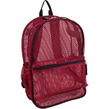 eastsport-mesh-backpackred