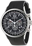 Nautica Mens N13530G NSR 01 Stainless Steel Watch