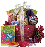 Great Arrivals Kids Birthday Basket for Girls Ages 9 to 12, Fabulous Me