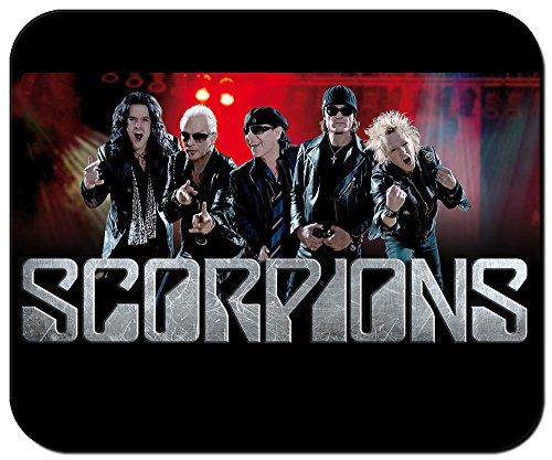 Scorpions Final Sting World Tour Tappetino Per Mouse Mousepad PC