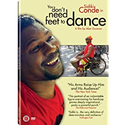 You Don't Need Feet to Dance