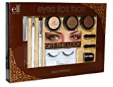 51Y1HQxLhmL. SL160  e.l.f. Get The Look, Eye Set, Basic Browns Edition, 7 Ounce