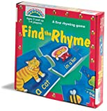 Find the Rhyme: A first rhyming game