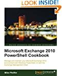 Microsoft Exchange 2010 PowerShell Co...