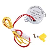 Egg Turner Motor for Little Giant HovaBator Farm Innovators Incubator 110V AC/220V AC (110V)