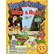 Magnetic Creations Playset Max and Ruby