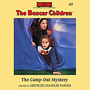 The Camp-out Mystery Audiobook