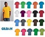 Adultes Gildan en coton �pais TM T-shirt