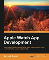 Apple Watch App Development Front Cover