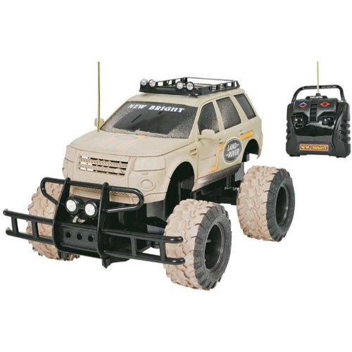 New Bright 1:15 Land Rover Freelander Radio Control Vehicle