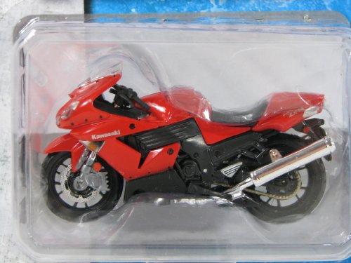 Kawasaki ZX 14R Motorcycle 1:18 Scale (Maisto)