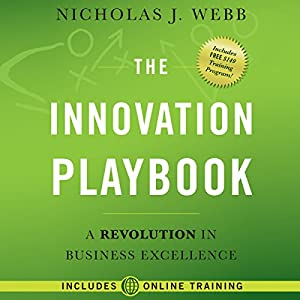 The Innovation Playbook: A Revolution in Business Excellence Audiobook